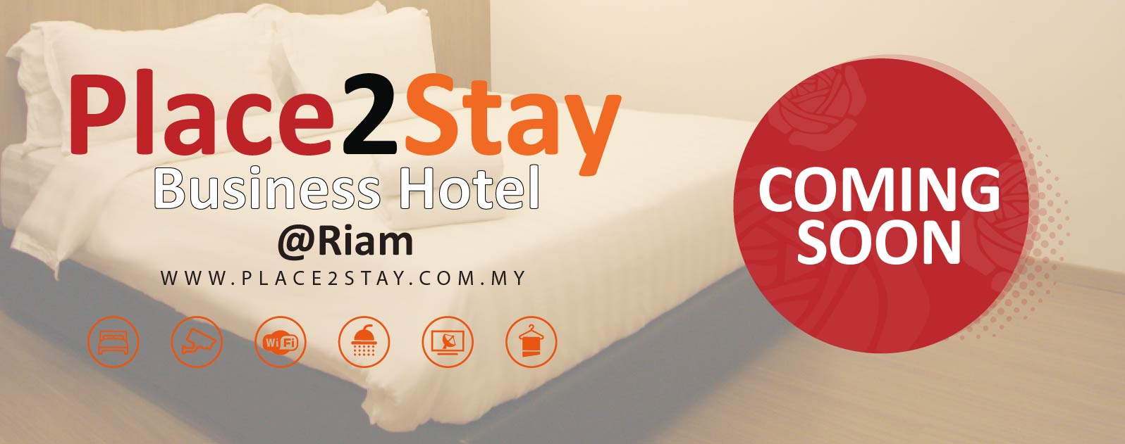 Place2Stay Business Hotel @Riam